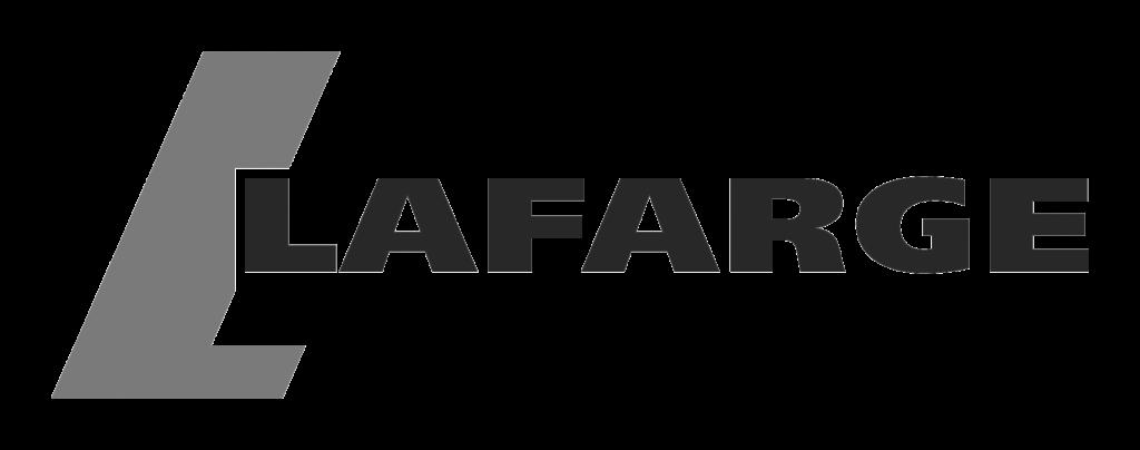 Lafarge Logo - Lockington Homes (B&W)